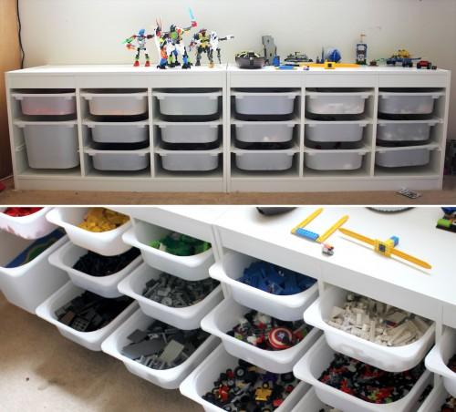 Foto via www.hideousdreadfulstinky.com - Cateva idei, mai mult sau mai putin inspirate, aplicate de alti colectionari