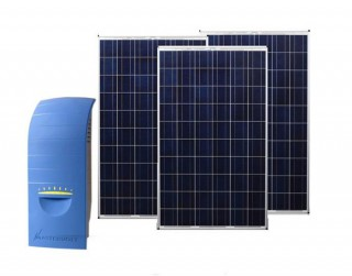 Exiom foto kit 1 - Sisteme fotovoltaice