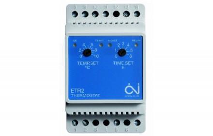 Dispozitive de control cu aplicare mica ETR2-1550 - Dispozitive de control si senzori
