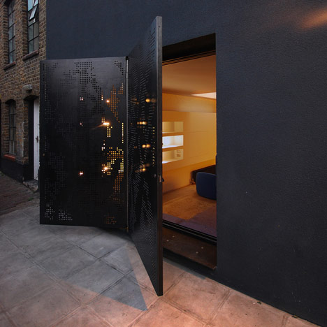 Casa ascunsa1 - Casa ascunsa in Londra