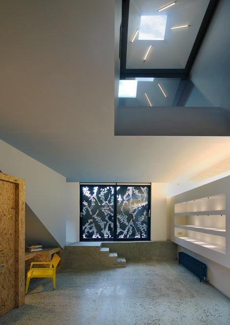 Casa ascunsa9 - Casa ascunsa in Londra