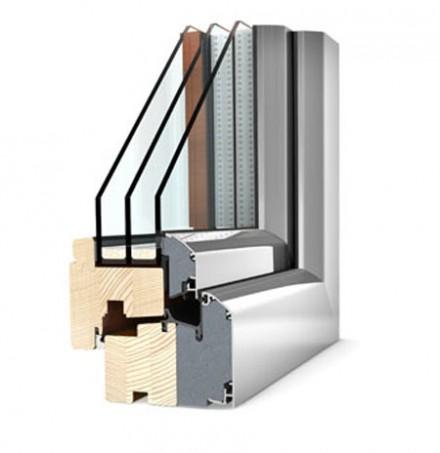 Ferestre Internorm® din lemn cu invelis exterior din aluminiu - Home Soft - Home Soft