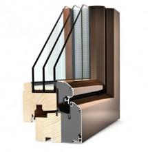 Ferestre Internorm® din lemn cu invelis exterior din aluminiu - Ambiente - Ferestre AMBIENTE