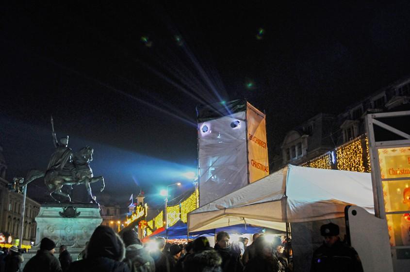 """Bucharest Christmas Market"" 2012, foto Alina Miron - Luminile transforma realitatea intr-un basm de Sarbatori"
