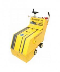 Masina pentru frezat sapa si beton BEF 301 - Utilaje frezare