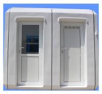 Cabina 1527 cu birou si toaleta individuala - Cabine