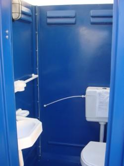 Toaleta ecologica racordabila cu vas chesonata (gen englezeasca) - Toalete ecologice