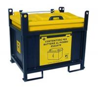 Containere depozitare baterii - Containere pentru deseuri
