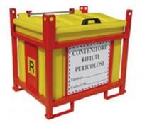 Containere depozitare deseuri periculoase - Containere pentru deseuri