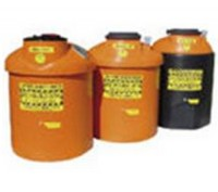 Containere depozitare uleiuri - Containere pentru deseuri