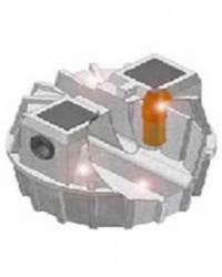 Separator de grasimi, amidon si particule inerte UNDER DEG EX - Separatoare de grasimi