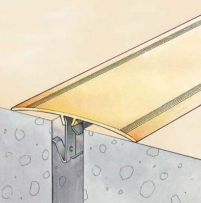 Profile de dilatatie pereti, pardoseli - Profile de dilatatie pentru pardoseli, pereti
