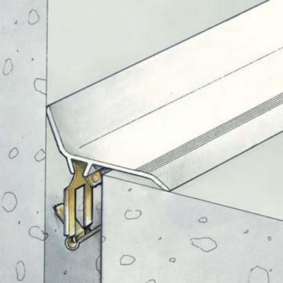 Profile de dilatatie pardoseli/pereti - Profile de dilatatie pentru pardoseli, pereti
