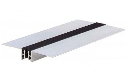 Profile de dilatatie metalice cu insertie flexibila pentru pardoseli - Profile de dilatatie metalice cu insertie flexibila pentru pardoseli