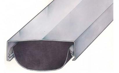 Profile de dilatatie pentru acoperis (calcane) - Profile de dilatatie pentru acoperis