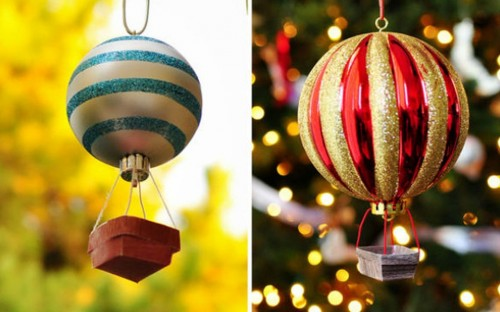 Mici adaugiri ingenioase, fara nici o investitie, va pot da de lucru impreuna cu copiii (foto via realhousedesign.com) - Amenajari festive, de la camere decorate in intregime, pana la detalii care dau nota de sarbatoare