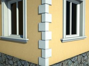 Coltar decorativ CF 04 - Coltare decorative