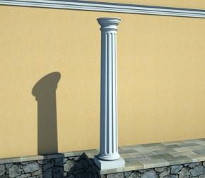 Coloana decorativa varianta dorica - Coloane, baze si capiteli