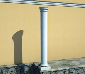 Coloana decorativa varianta toscana - Coloane, baze si capiteli