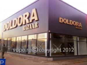 Doldora Bazaar - Litere volumetrice din polistiren