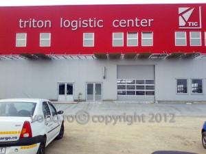 Triton Logistic Center - Litere volumetrice din polistiren