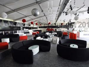 Cabaret Club-lansare Fiat - HORECA
