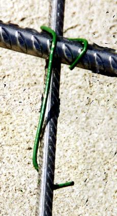 Legatura rapida pentru armaturile din otel beton - Legatura rapida pentru armaturile din otel beton