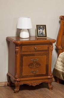 Noptiera lemn masiv Afrodita - Mobila dormitor lemn masiv Afrodita