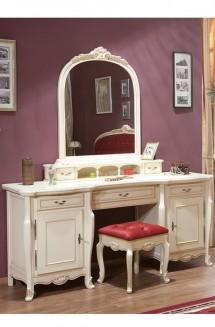 Toaleta - oglinda lemn masiv Arcad - Mobila dormitor lemn masiv Arcad