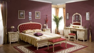 Dormitor lemn masiv Arcad - Mobila dormitor Arcad