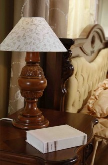 Veioza lemn masiv Elysee - Mobila dormitor lemn masiv Elysee