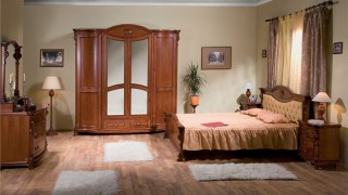 Dormitor lemn masiv Elysee - Mobila dormitor Elysee