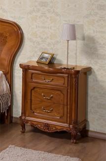 Noptiera lemn masiv Giulia - Mobila dormitor lemn masiv Giulia