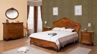 Dormitor lemn masiv Giulia - Mobila dormitor Giulia