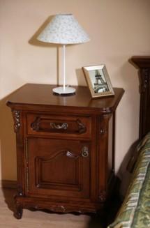 Noptiera lemn masiv Royal - Mobila dormitor lemn masiv Royal