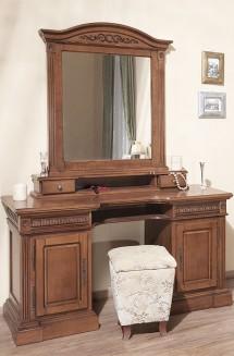 Toaleta - rama oglinda lemn masiv Venetia - Mobila dormitor lemn masiv Venetia