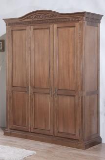 Dulap 3 usi lemn masiv Venetia - Mobila dormitor lemn masiv Venetia