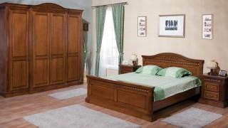 Dormitor lemn masiv Venetia - Mobila dormitor Venetia