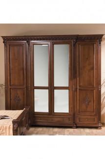 Dulap lemn masiv Venetia Lux - Mobila dormitor lemn masiv Venetia Lux