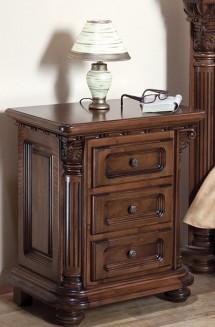 Noptiera lemn masiv Venetia Lux - Mobila dormitor lemn masiv Venetia Lux