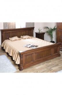Pat 1800 lemn masiv Venetia Lux - Mobila dormitor lemn masiv Venetia Lux