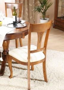 Scaun lemn masiv Rafael - Mobila sufragerie lemn masiv Rafael