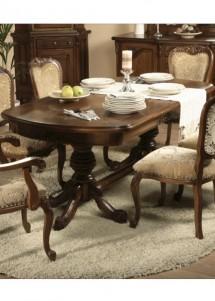 Masa extensibila lemn masiv Royal - Mobila sufragerie lemn masiv Royal
