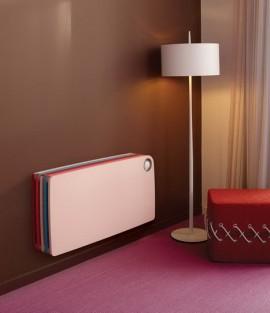 Radiator de joasa temperatura cu panou de lemn - PLAY - Radiator cu panou de lemn - PLAY