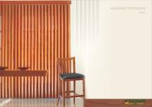 Jaluzele verticale cu lamele din lemn - Jaluzele verticale