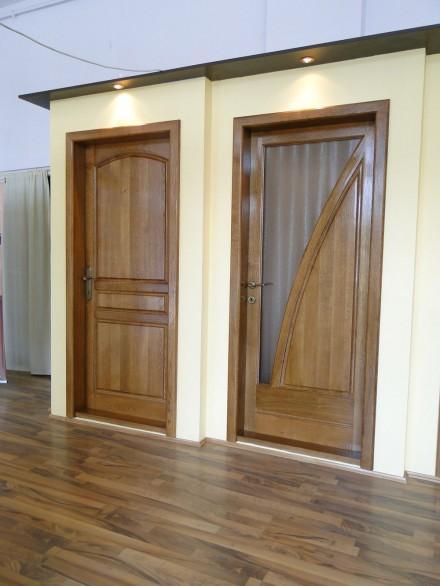 2 (usi interioare  lemn stratificat stejar) - Usi interioare din lemn stratificat