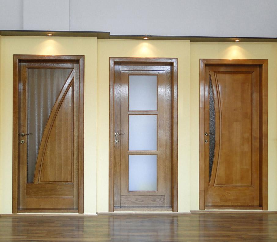 Usi interior lemn stratificat for Usi interior