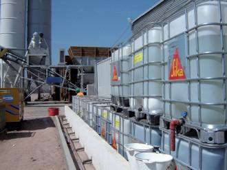 Accelerator de intarire - Aditivi pentru beton