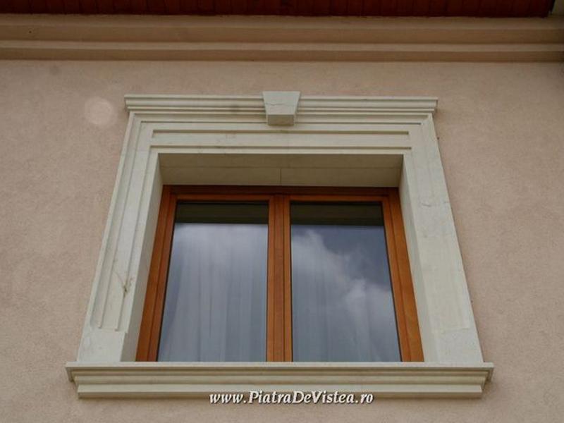 Ancadrament din piatra naturala - Ancadramente geamuri/usi din piatra naturala de Vistea