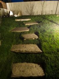 Trepte din piatra naturala - Placaje din piatra naturala de Vistea